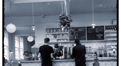 Photo of Cafe Boston Tea Party at 8 Alfred Street, Bath BA1 2QU, United Kingdom