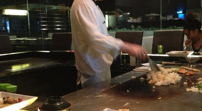 Photo of Japanese Restaurant Yang's Teppanyaki & Sushi at 3255 Rutherford Rd., Vaughan, ON L4K 5Y5, Canada