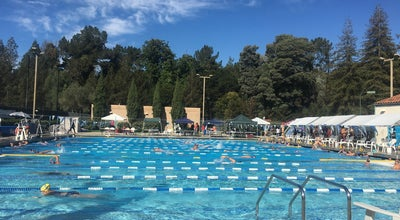 Photo of Pool Trefethen Aquatic Center at Mills College at Richards Rd, Oakland, CA 94613, United States