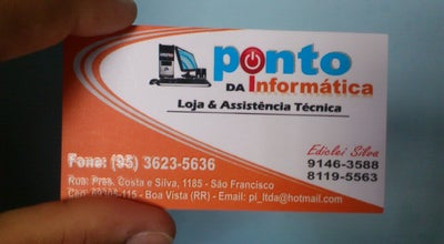 Photo of Electronics Store Ponto da Informática at Brazil
