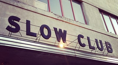 Photo of Other Venue Slow Club at 2501 Mariposa St, San Francisco, CA 94110, United States