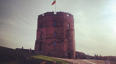 Photo of Historic Site Gedimino Pilies Bokštas | Gediminas' Tower of the Upper Castle at 1 Gedimino Prospektas, Vilnius, Lithuania