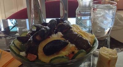 Photo of Salad Place Café Lilja at Valtatie 57, Oulu 90500, Finland