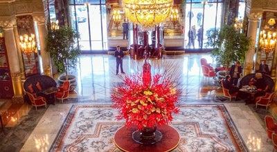 Photo of Hotel Hôtel de Paris at Place Du Casino, Monte-Carlo 98000, Monaco