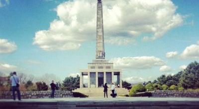 Photo of Monument / Landmark Slavín at Na Slavíne, Bratislava 811 04, Slovakia