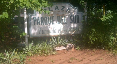 Photo of Park Parque del Sur at Yatayty Cora, Fernando de la Mora, Paraguay