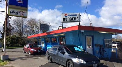 Photo of Burger Joint Eagan's Drive-In at 1420 Harrison Ave Nw, Olympia, WA 98502, United States