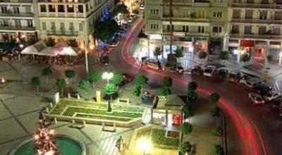 Photo of Plaza Πλατεία Ομονοίας (Omonia Square) at Πλατεία Ομονοίας, Athens 104 31, Greece