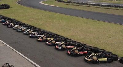 Photo of Racetrack Kartodromo de Registro at Rua Shitiro Maeji, 294, Registro 11900-000, Brazil