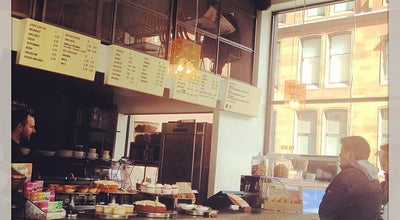Photo of Coffee Shop Tinderbox at 118 Ingram St., Glasgow G1 1EJ, United Kingdom