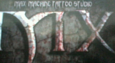 Photo of Art Gallery Max Machine Tattoo Studio at Sete Lagoas, Brazil