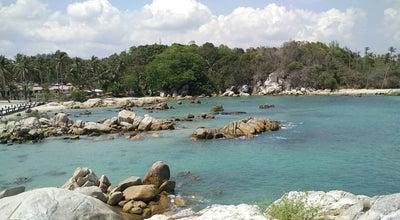 Photo of Beach Parai Beach Resort at Sungai Liat, Bangka Induk, Indonesia