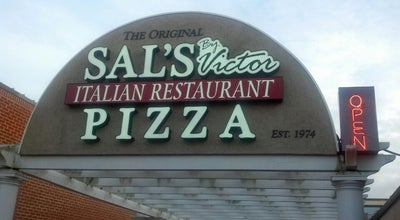 Photo of Italian Restaurant Sal's By Victor at 1242 Richmond Rd, Williamsburg, VA 23185, United States