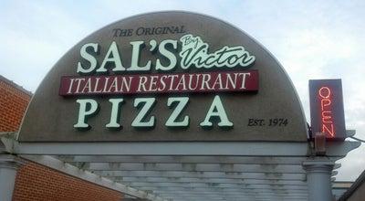 Photo of Italian Restaurant Sal's By Victor at 1242 Richmond Rd, Williamsburg, VA 23185, United States
