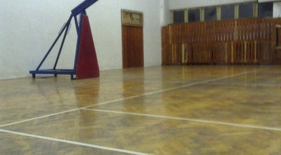 Photo of Basketball Court Баскетбольне поле гімназії / Gymnasium Basketball Field at Вул. 8-го Березня, 44, Ужгород 88015, Ukraine
