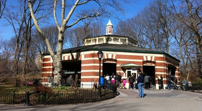 Photo of Theme Park Ride / Attraction Central Park Carousel at 65th St Transverse At Central Park Dr, New York, NY 10065, United States