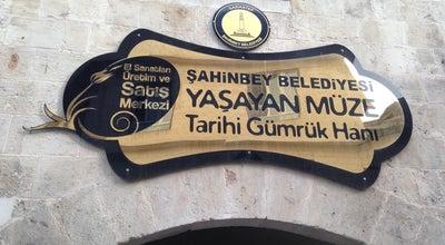 Photo of Historic Site Tarihi Gümrük Hanı at Karagöz Mh. Gümrük Cd. No:14/5 Şahinbey, Gaziantep, Turkey