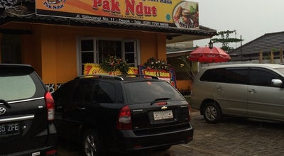 Photo of Sundanese Restaurant Bebek Goreng Pak Ndut at Jalan Siliwangi No.11, Depok, Indonesia