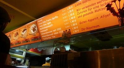 Photo of Doner Restaurant Rüya Gemüse Kebap at Hauptstr. 133, Berlin 10825, Germany