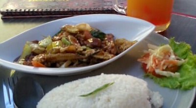 "Photo of Cafe CAFE NA ASSTRO ""Liwet Pak Asep Stroberi"" at Jl. Ahmad Yani No. 3, Garut, Indonesia"
