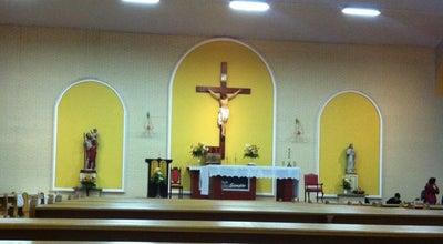 Photo of Church Santuário São Cristóvão at Rua Tupi, Canoas, Brazil