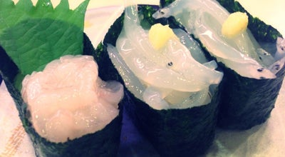 Photo of Sushi Restaurant 北陸富山回転寿司 かいおう 寝屋川店 at 池田3-8-26, 寝屋川市 572-0039, Japan