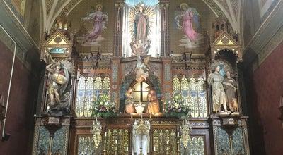Photo of Historic Site Parroquia Del Sagrado Corazón De María at Mexico