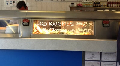 Photo of Fish and Chips Shop Oldhams at 13 West Rd, Southend-on-Sea SS0 9AU, United Kingdom