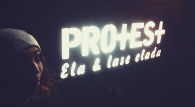 Photo of Nightclub Protest at Mere Pst. 6a, Tallinn, Estonia