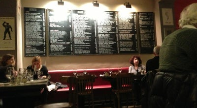 Photo of Restaurant Quedubon at 22 Rue Du Plateau, Paris 75019, France