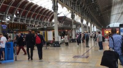 Photo of General Travel Paddington Station Information Desk at Praed St, Paddington W2 1HQ, United Kingdom