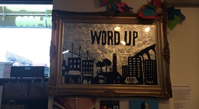 Photo of Bookstore Word Up: Community Bookshop/Libreria at 2113 Amsterdam Ave, New York, NY 10032, United States