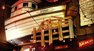 Photo of Restaurant Bubba Gump Shrimp Co. at 720 Cannery Row, Monterey, CA 93940, United States