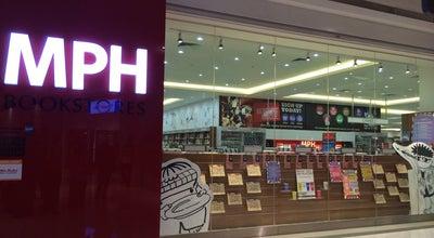 Photo of Bookstore MPH Bookstore at Nu Sentral (, Kuala Lumpur 50470, Malaysia