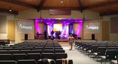 Photo of Church Lifepoint Christian Church at 501 Scott Lake Rd, Waterford, MI 48328, United States