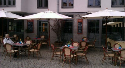 Photo of Chocolate Shop Goldhelm Werkstatt-Café at Kreuzgasse 5, Erfurt 99084, Germany