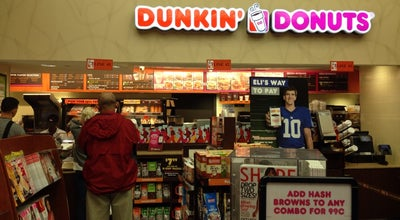 Photo of Coffee Shop Dunkin' Donuts at 2 Penn Plz Sw Concourse, New York, NY 10121, United States