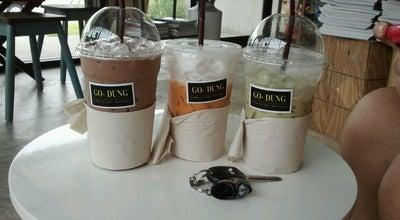 Photo of Cafe Go-Dung at Ratchaburi, Thailand