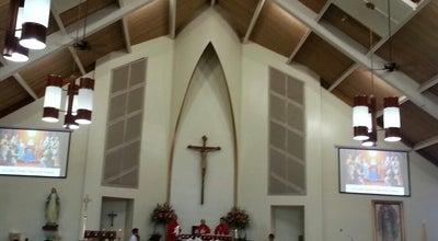 Photo of Church St. Barbara Church at 730 S Euclid St, Santa Ana, CA 92704, United States