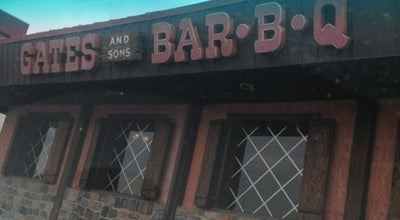 Photo of BBQ Joint Gates and Sons Bar-B-Q at 2001 W 103rd Ter, Leawood, KS 66206, United States