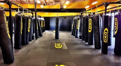 Photo of Boxing Gym CKO Kickboxing at 5350 Docia Crossing Rd, Charlotte, NC 28269, United States