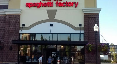 Photo of Italian Restaurant The Old Spaghetti Factory at 17100 Southcenter Pkwy, Tukwila, WA 98188, United States