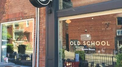 Photo of American Restaurant Old School at 800 Dundas St W, Toronto M6J 1V1, Canada