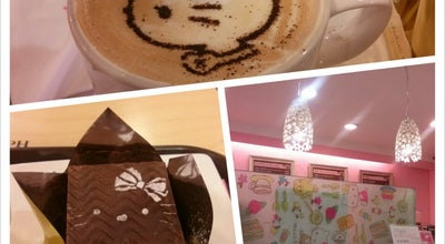 Photo of Tea Room Hello Kitty Café at South Korea