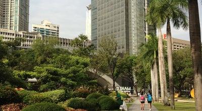 Photo of Park Ayala Triangle Gardens at Paseo De Roxas, Makati City 1229, Philippines