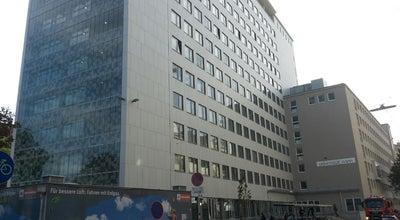 Photo of College Academic Building Fakultät für Wirtschaftswissenschaften at Oskar-morgenstern-platz 1, Vienna 1090, Austria