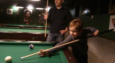 "Photo of Pool Hall Бильярдный Клуб ""Спорт"" at Тверской Просп., 18, Tver', Russia"