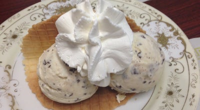 Photo of Ice Cream Shop lynn's homemade ice cream and belgian waffles at 2028 Highway 44 W, Inverness, FL 34453, United States