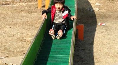 Photo of Playground 中登美ヶ丘近隣公園 at 中登美ヶ丘3丁目2番地, 奈良市 631-0003, Japan
