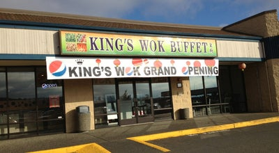 Photo of Chinese Restaurant Kings Wok at 9960 Silverdale Way Nw, Silverdale, WA 98383, United States